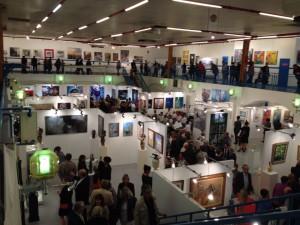 33ème Salon d'Automne de Lunéville, Espace Erckmann, du 4 au 27 octobre.