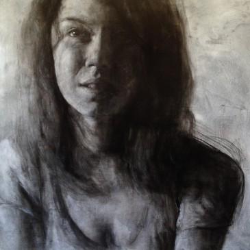 Premier prix au concours du mois de novembre du Géant des Beaux-Arts. Le thème : le noir & blanc !